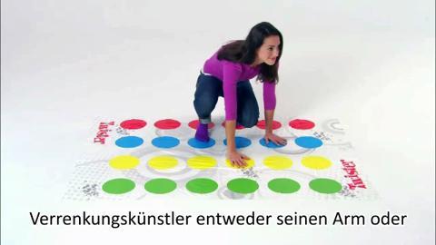 Twister - Achtung Verknotungsgefahr!