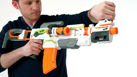 NERF N-Strike Elite Modulus Blaster - Produktdemo-Video