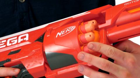 NERF N-Strike MEGA RotoFury - Produktdemo-Video