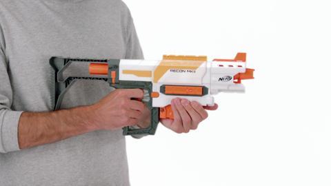 NERF N-Strike Elite Modulus Recon MKII Blaster - Produktdemo