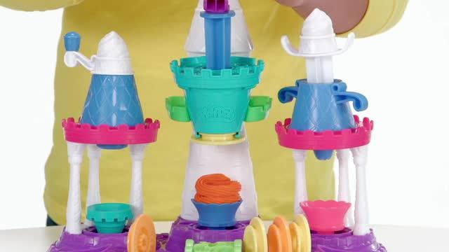 Play-Doh Eiscreme Schloss - Produktdemo-Video