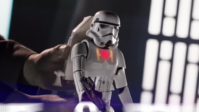 Star Wars Rogue One - Imperialer Stormtrooper