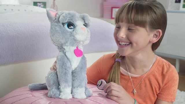 FurReal Friends Katze Bootsie - TV-Spot