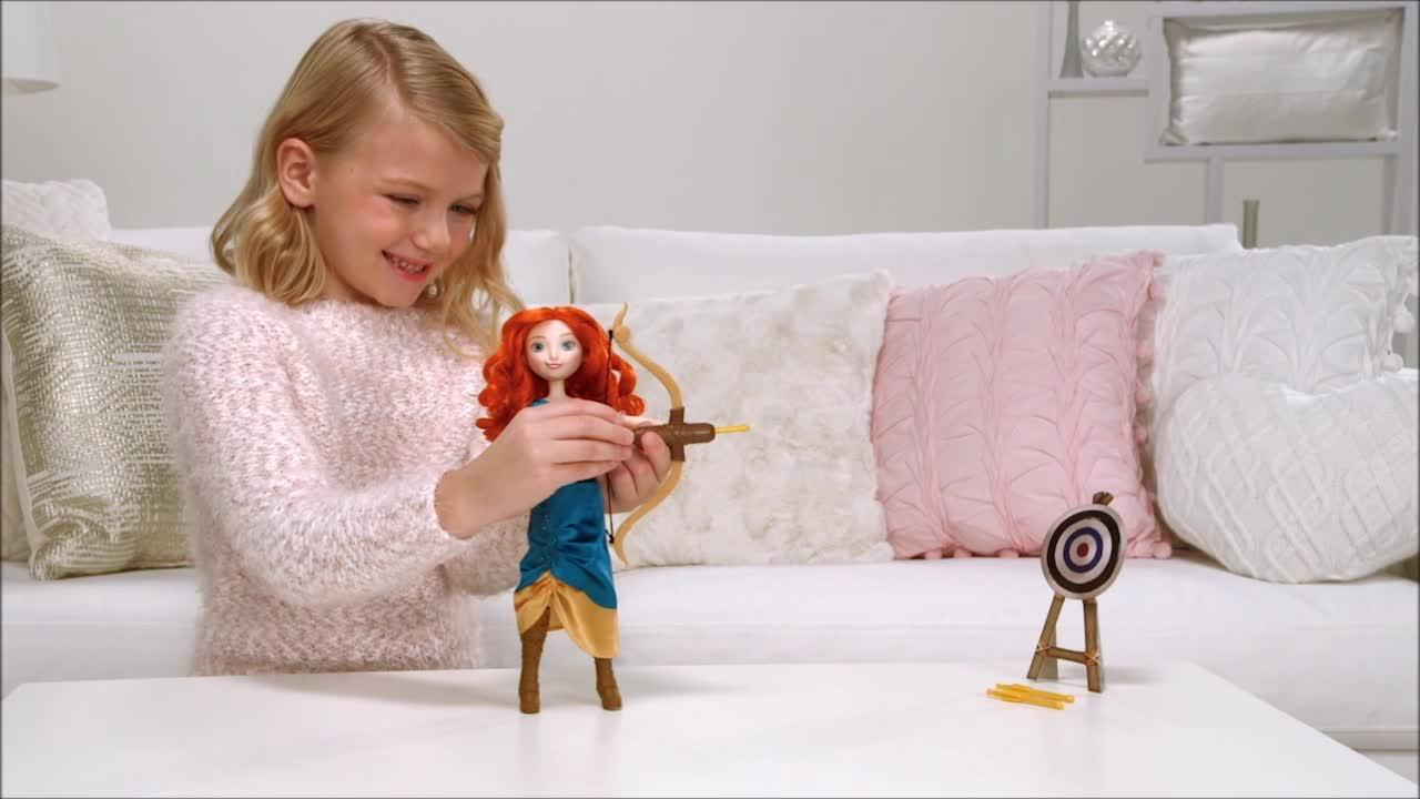 Disney Prinzessin Glaube an Dich Prinzessin Merida - Produktdemo-Video