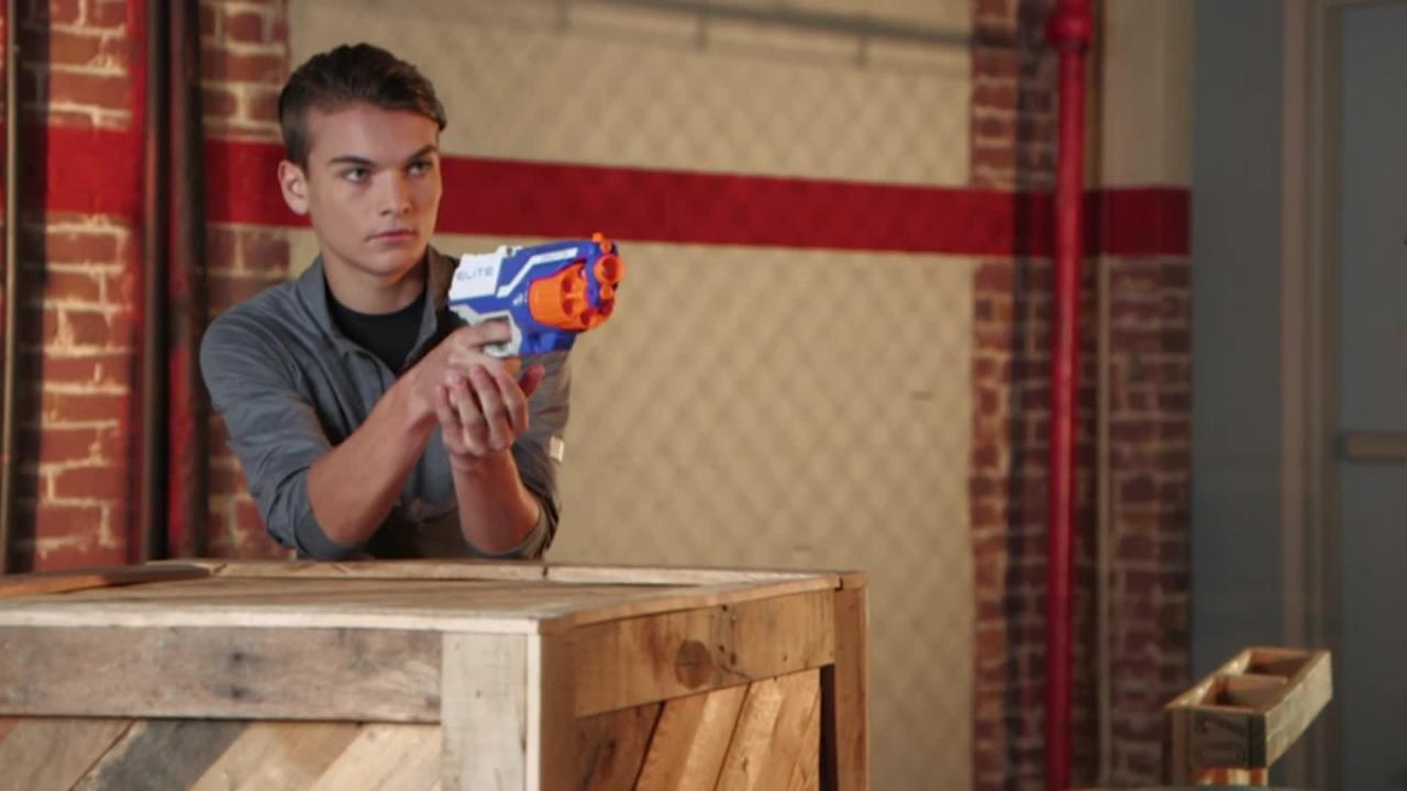 NERF N-Strike Elite Disruptor - Produktdemo-Video