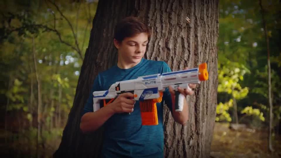 NERF N-Strike Elite Disruptor, Firestrike und Retaliator - TV Spot