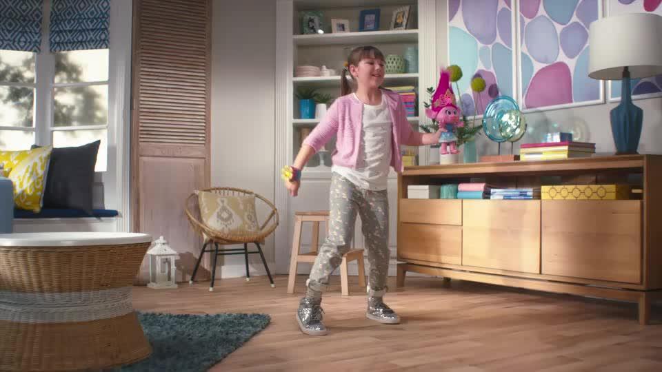 Trolls Kuschelzeit Poppy - TV-Spot