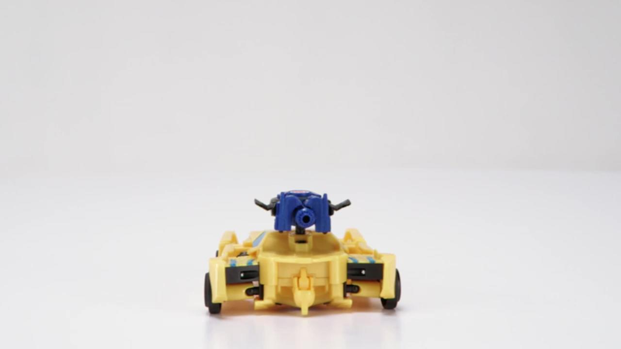 Transformers Robots in Disguise Activator Combiner Bumblebee & Stuntwing - 360 Grad-Video