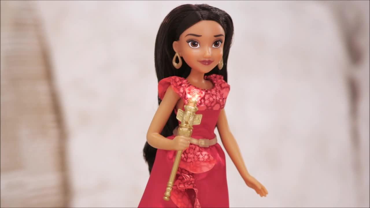 Disney Elena von Avalor Elena & ihr magisches Königszepter - Produktdemo-Video