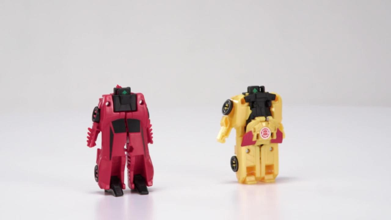 Transformers RID Combiner Force