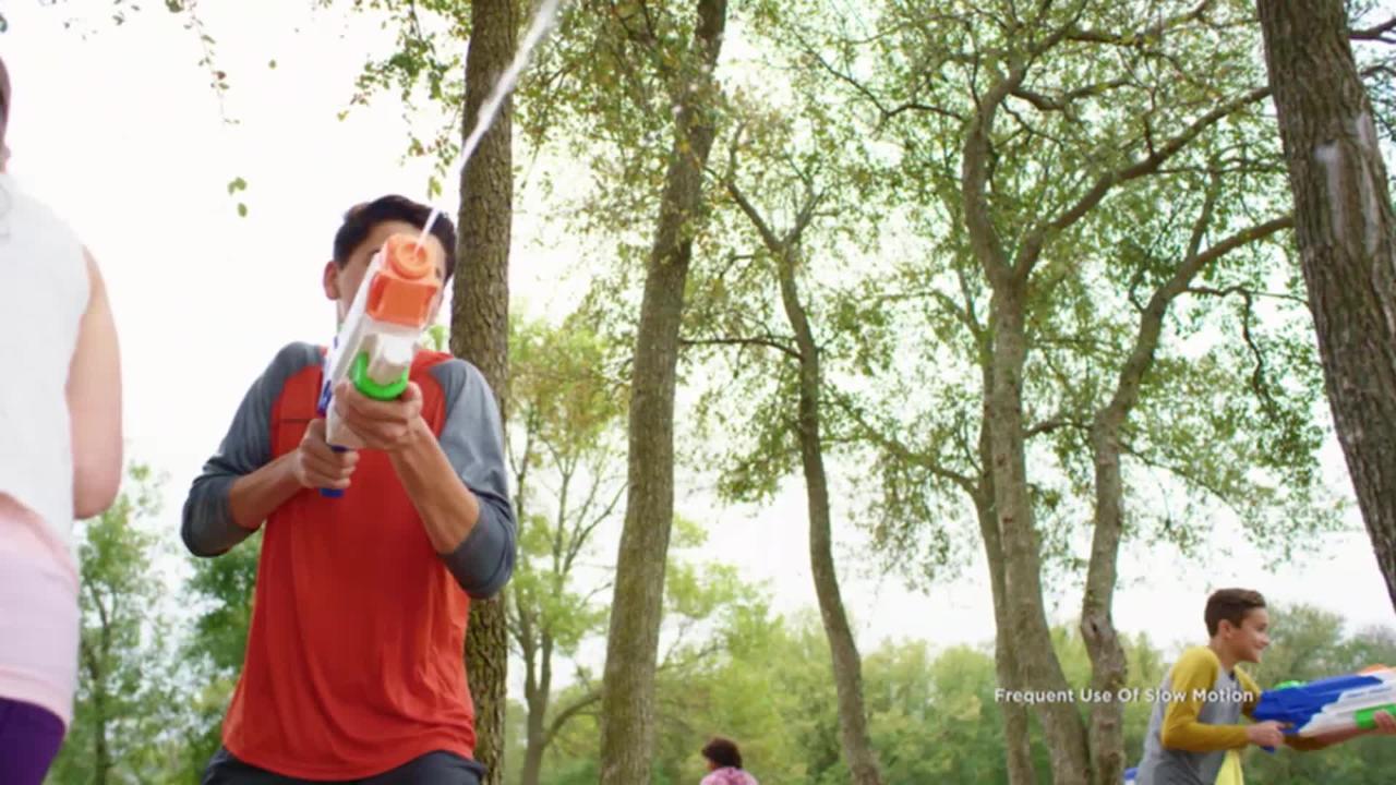 Super Soaker Floodinator - Produktdemo-Video