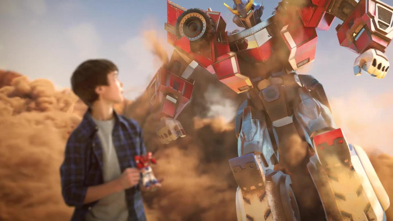 Transformers Robots in Disguise Combiner Force - Crash Combiners und Activator Combiner Pack - TV-Spot