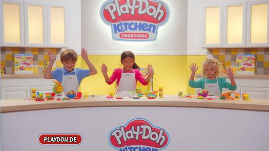 Play-Doh Kitchen-Creations TV-Spot Erwachsene