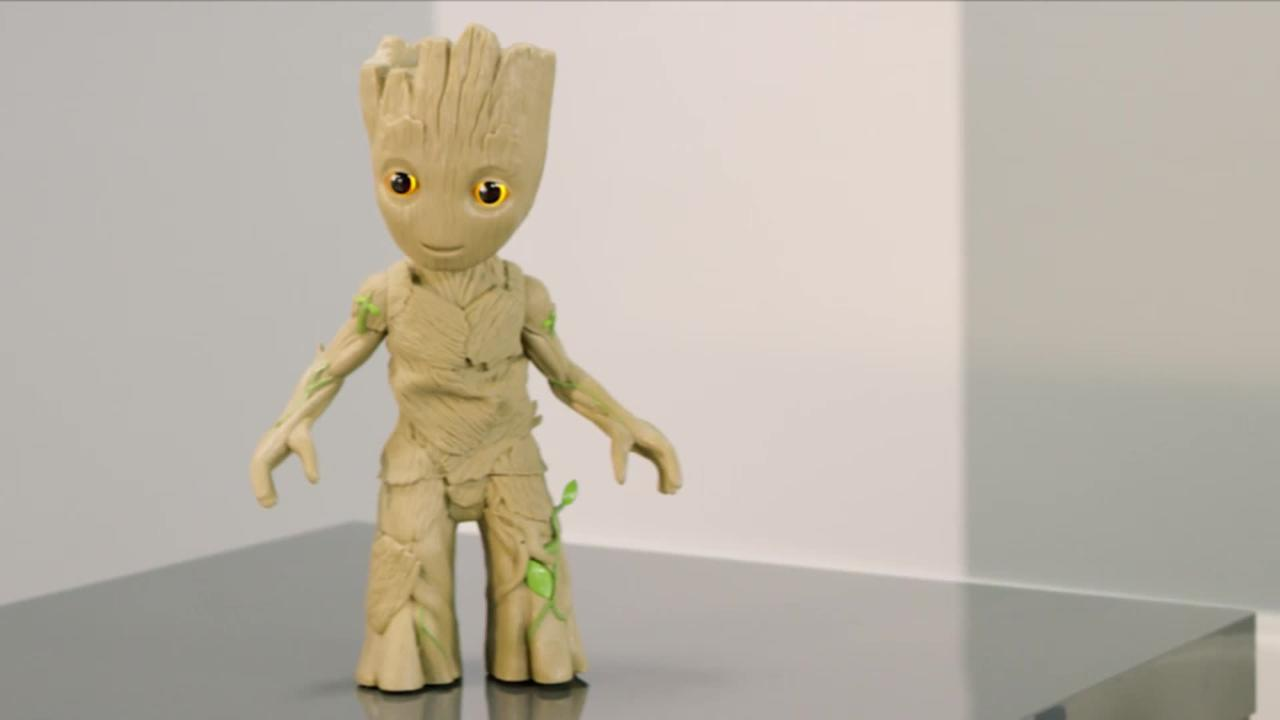 Guardians of the Galaxy Vol. 2 Tanzender Groot - Produktdemo-Video