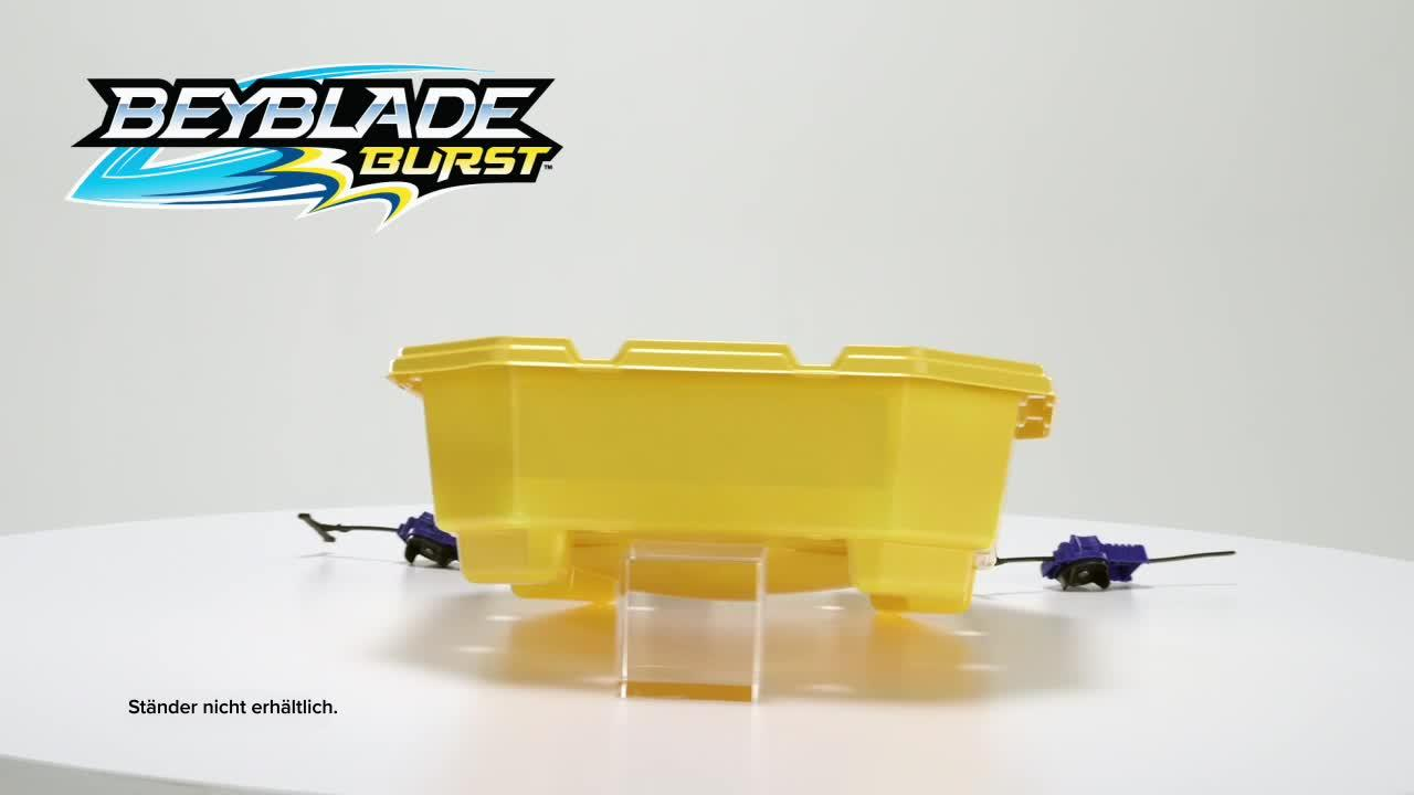 Beyblade Burst Bey Epic Rivals Battle Set - 360 Grad-Video