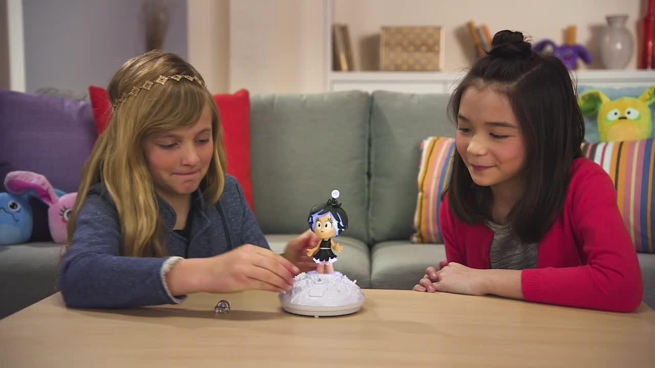 Hanazuki Moodlight Garten Spielset - Produktdemo-Video