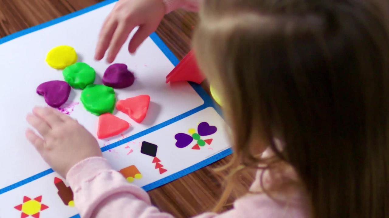 Play-Doh - Spielend Lernen - TV-Spot