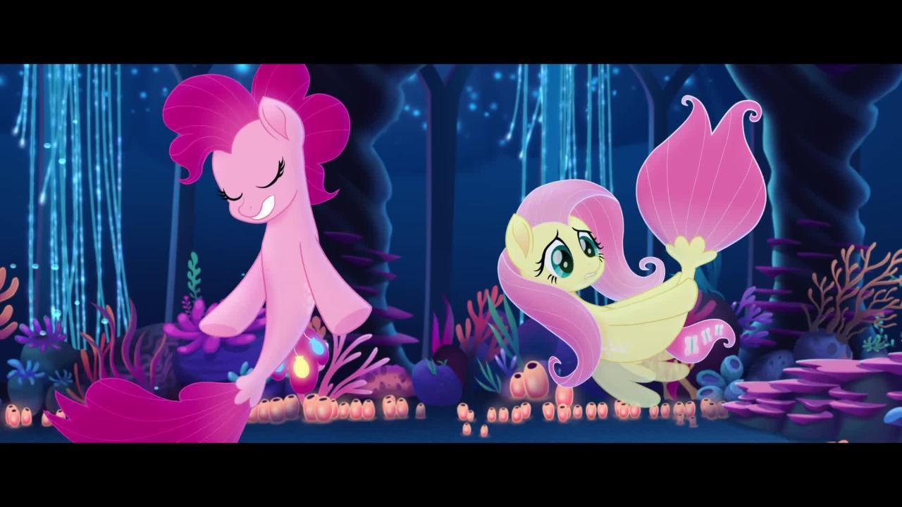 My Little Pony Movie Schwimmendes Seepony Pinkie Pie - TV-Spot