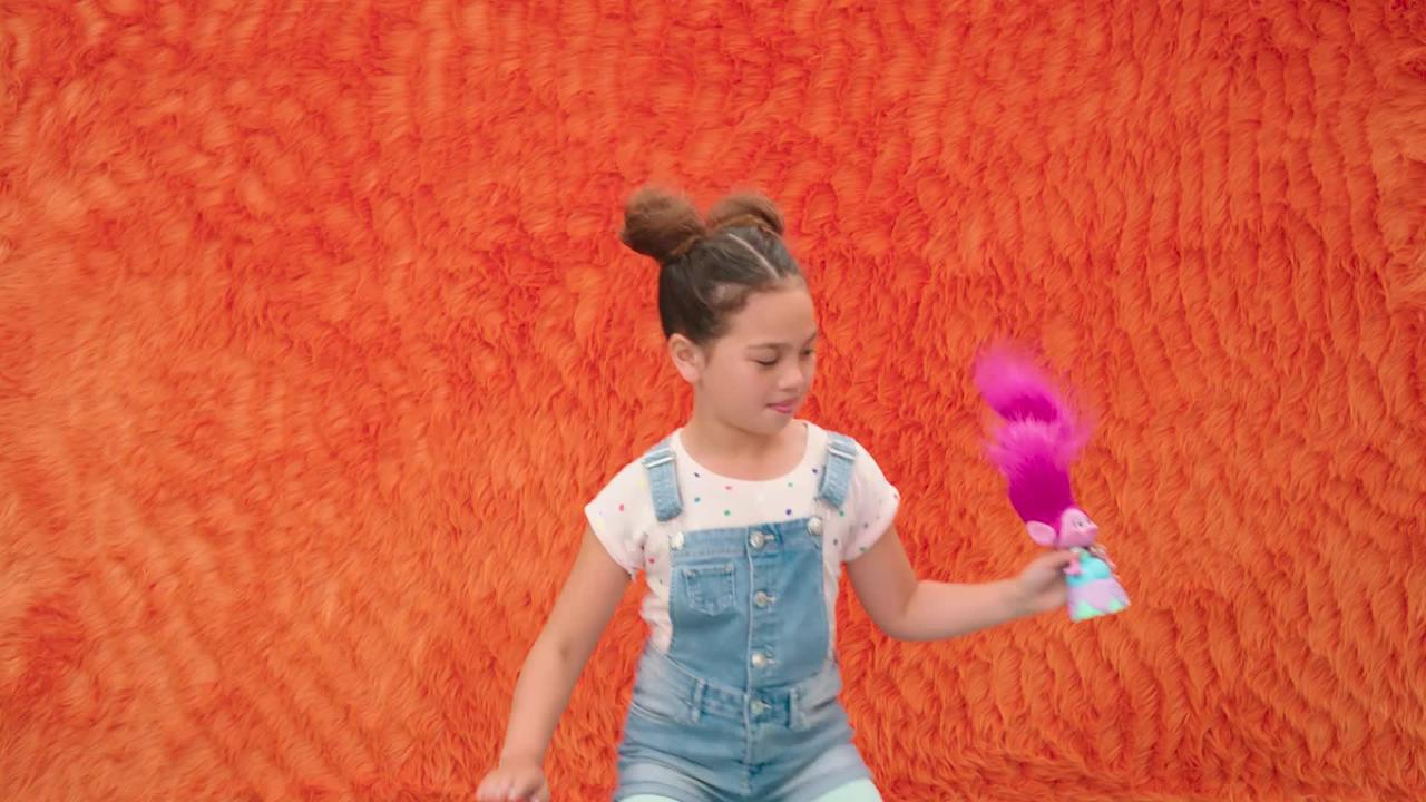 Trolls Haarzauber Poppy - TV-Spot