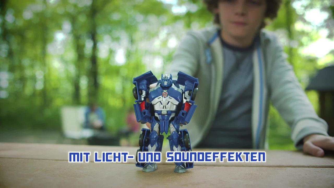 Transformers Movie 5 Allspark Tech Starter Set und Allspark Figuren - TV-Spot