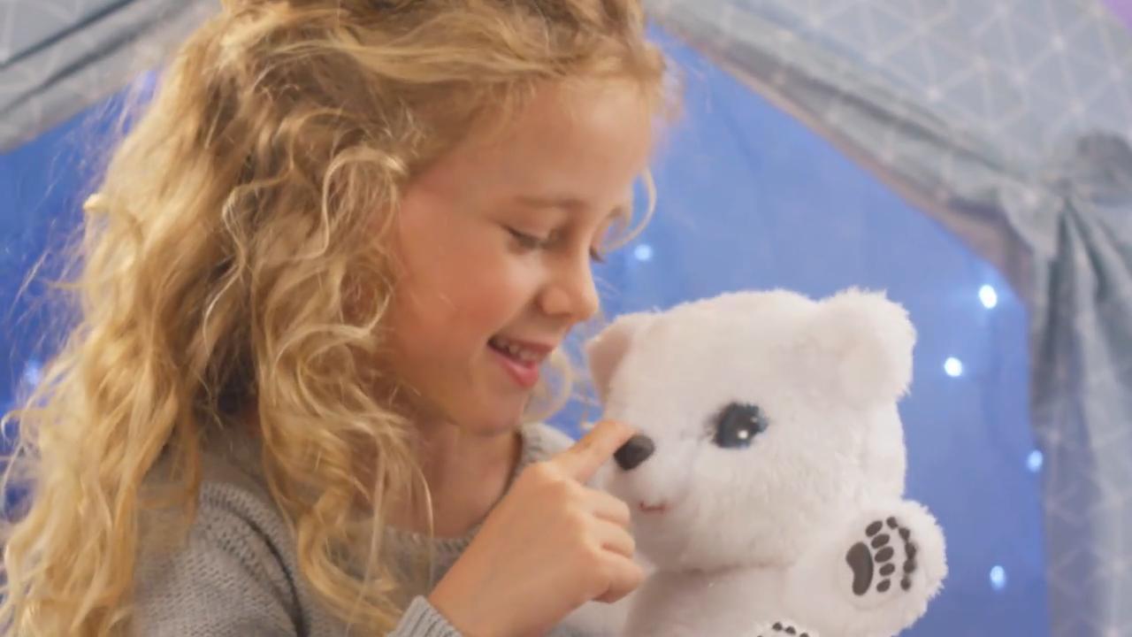 FurReal Mein verspieltes Eisbär Baby - TV-Spot