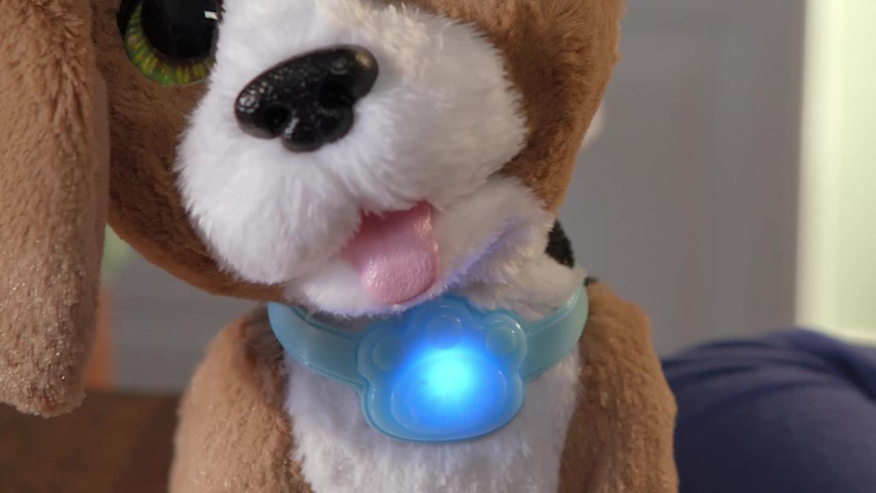 FurReal Benni, der sprechende Beagle - TV-Spot