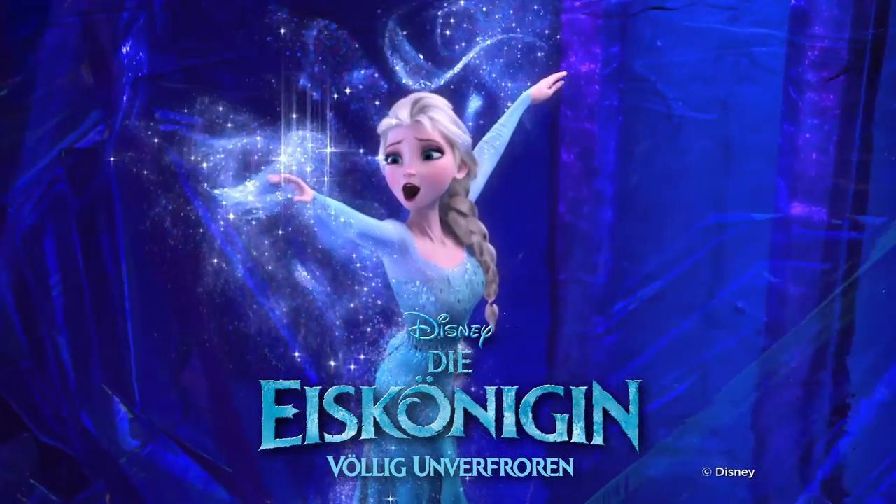Diesney Die Eiskönigin Zaubermelodie Elsa - TV-Spot
