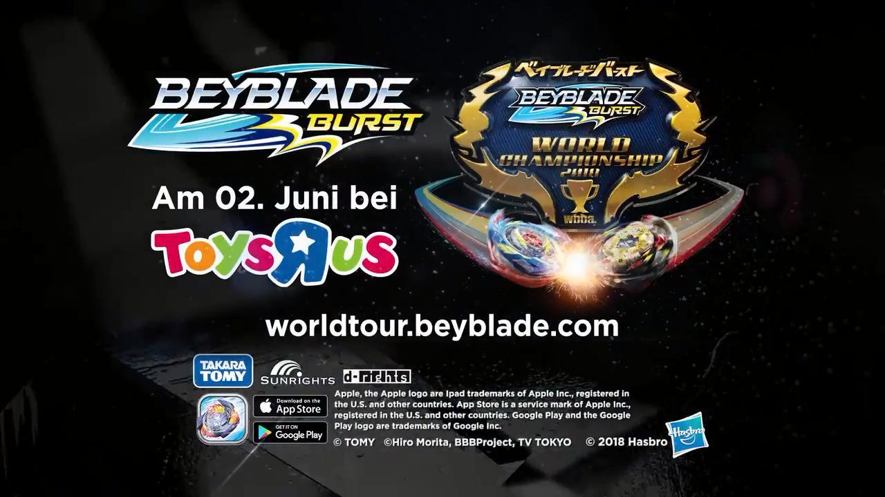 Offizielle Deutsche Beyblade Burst Meisterschaft