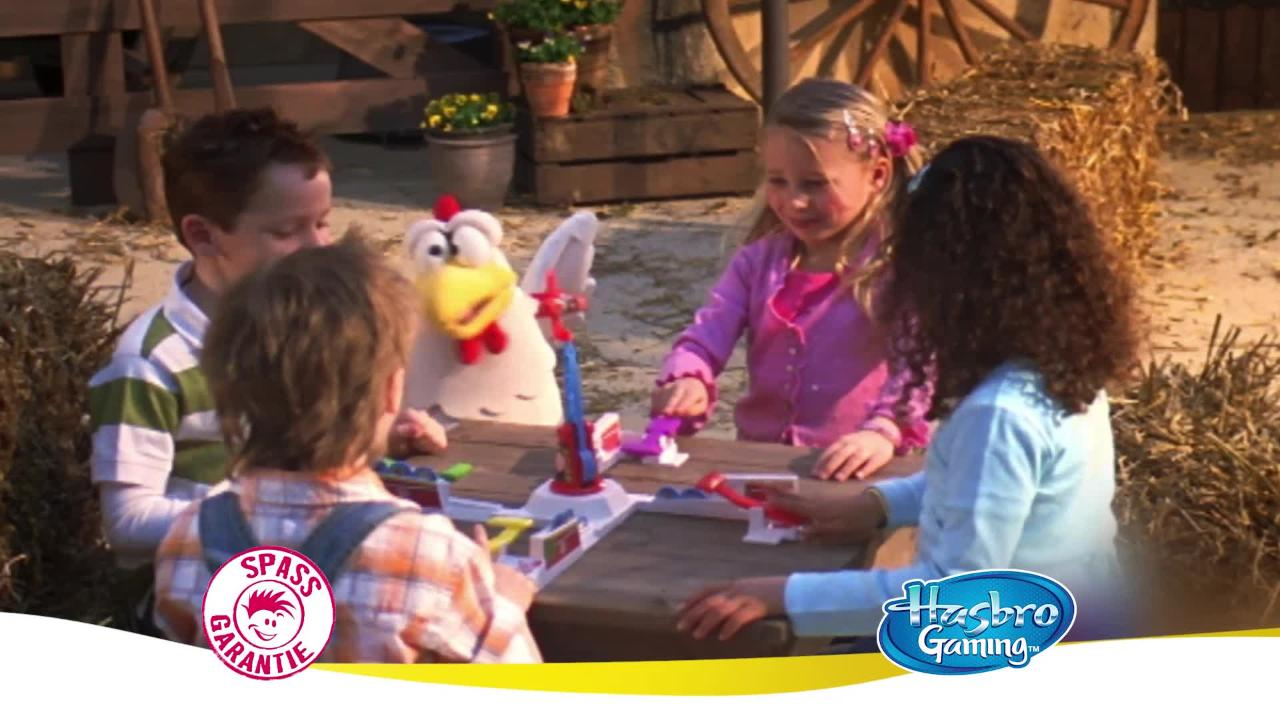Hasbro Gaming Spassgarantie Pipi Party, Kroko Doc & Looping Louie - TV-Spot