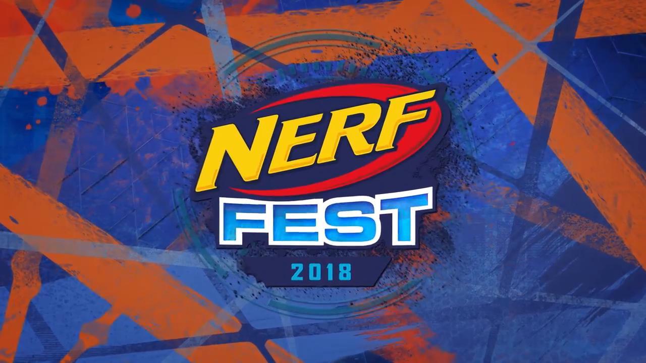 NERF-Fest 2018 - Thunderhawk, Delta Trooper und Evader - TV-Spot