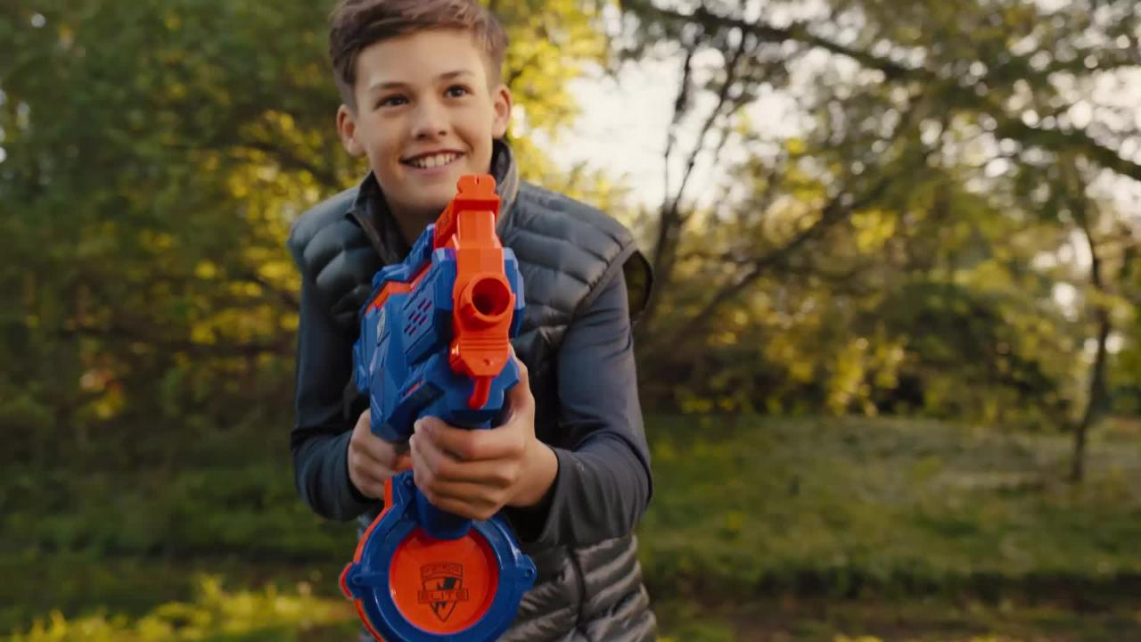 NERF N-Strike Elite Infinus - TV-Spot