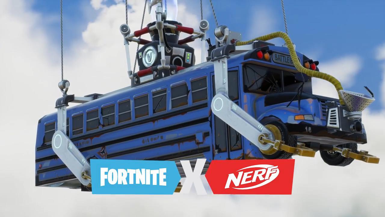 NERF Fortnite AR-L & SP-L Blaster