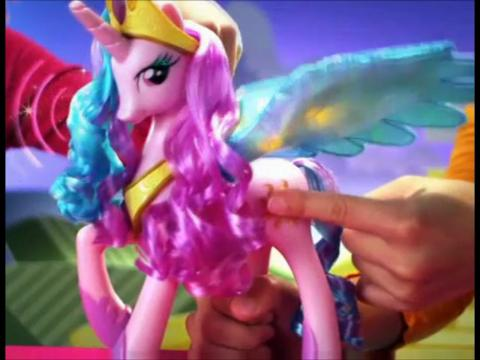 TV Commercial Princess Celestia