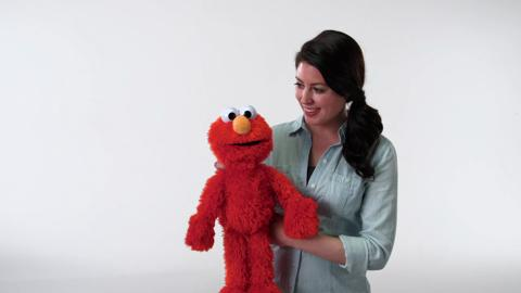 Sesame Street Play All Day Elmo Demo