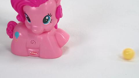 My Little Pony Pinkie Pie Party Popper Demo