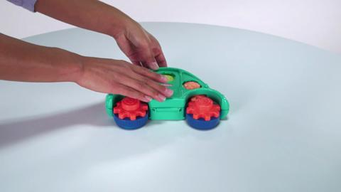 Playskool Roll 'N Gears Car Demo