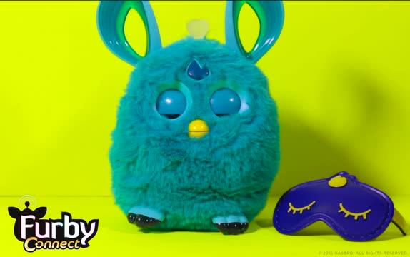 Furby Connect Waking Up