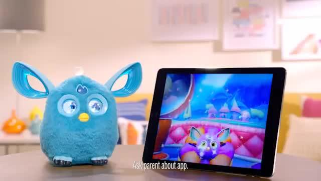 2016 Furby Connect UK TV Advert