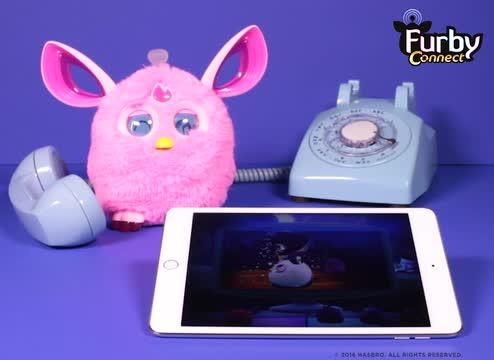 Furby Connect Singing One call Away