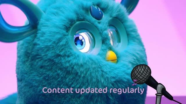Furby Connect Ad 2016