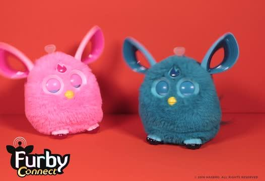 Furby Connect Harmonising with a friend