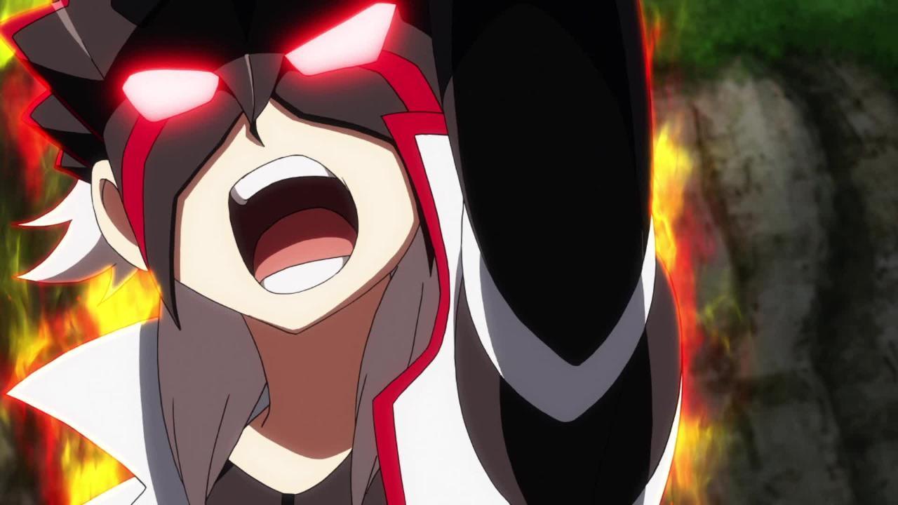 Beyblade Burst Evolution Season 2 Trailer