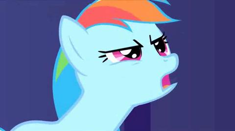Webisode 7 Rainbow Dash
