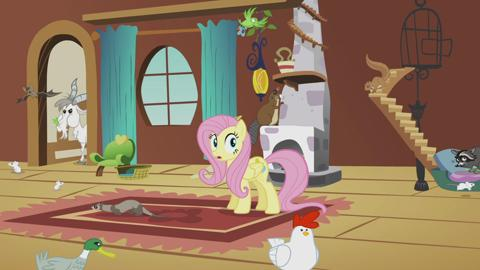 My Little Pony_Webisode__Fluttershy
