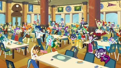 Equestria Girls Clip 2013