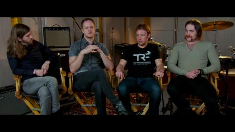TRANSFORMERS AGE OF EXTINCTION -- Official Imagine Dragons Announcement (HD)