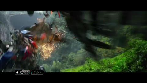 Transformers Age Of Extinction - Official Movie App Trailer