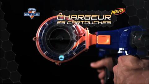 Nerf N-Strike Rampage