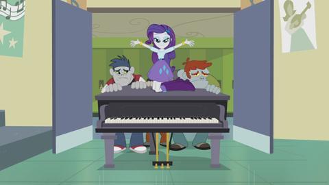 Piano mobile