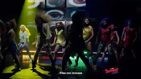 Twister Dance Film TV